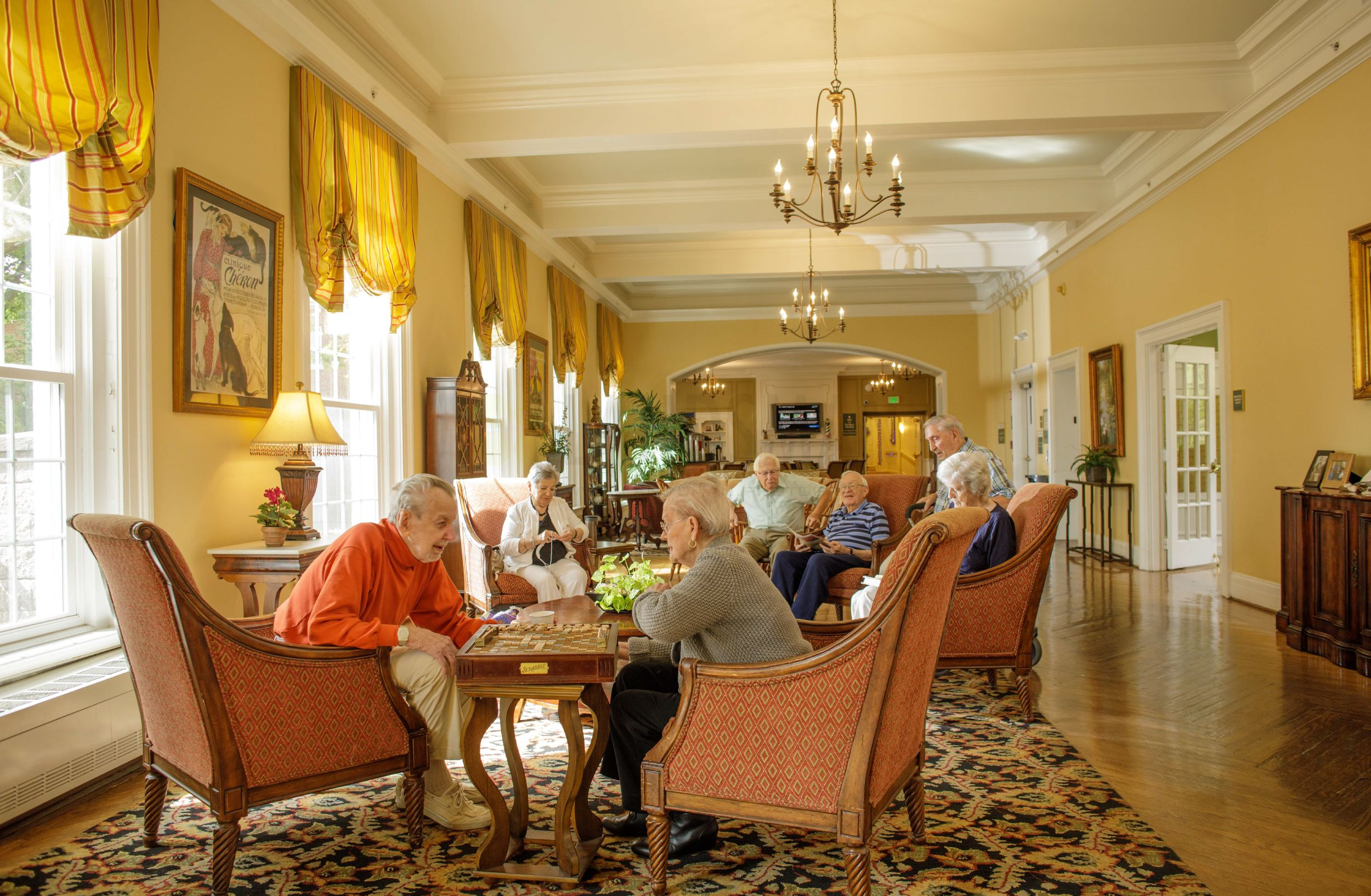 Memory Care Facility in Baltimore