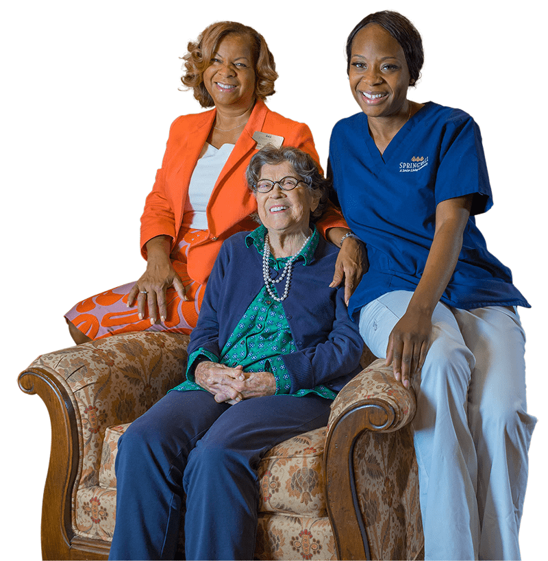 Meet Our Team at Springwell Senior Living
