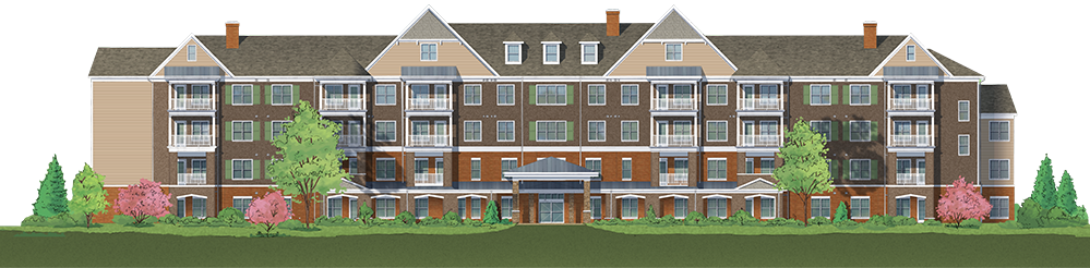 New Independent Senior Living Community, The Homestead at Springwell Senior Living