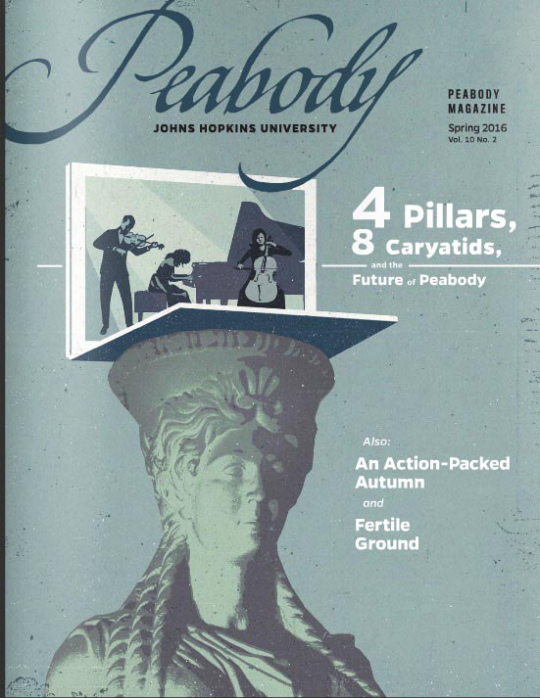 Peabody mag cover
