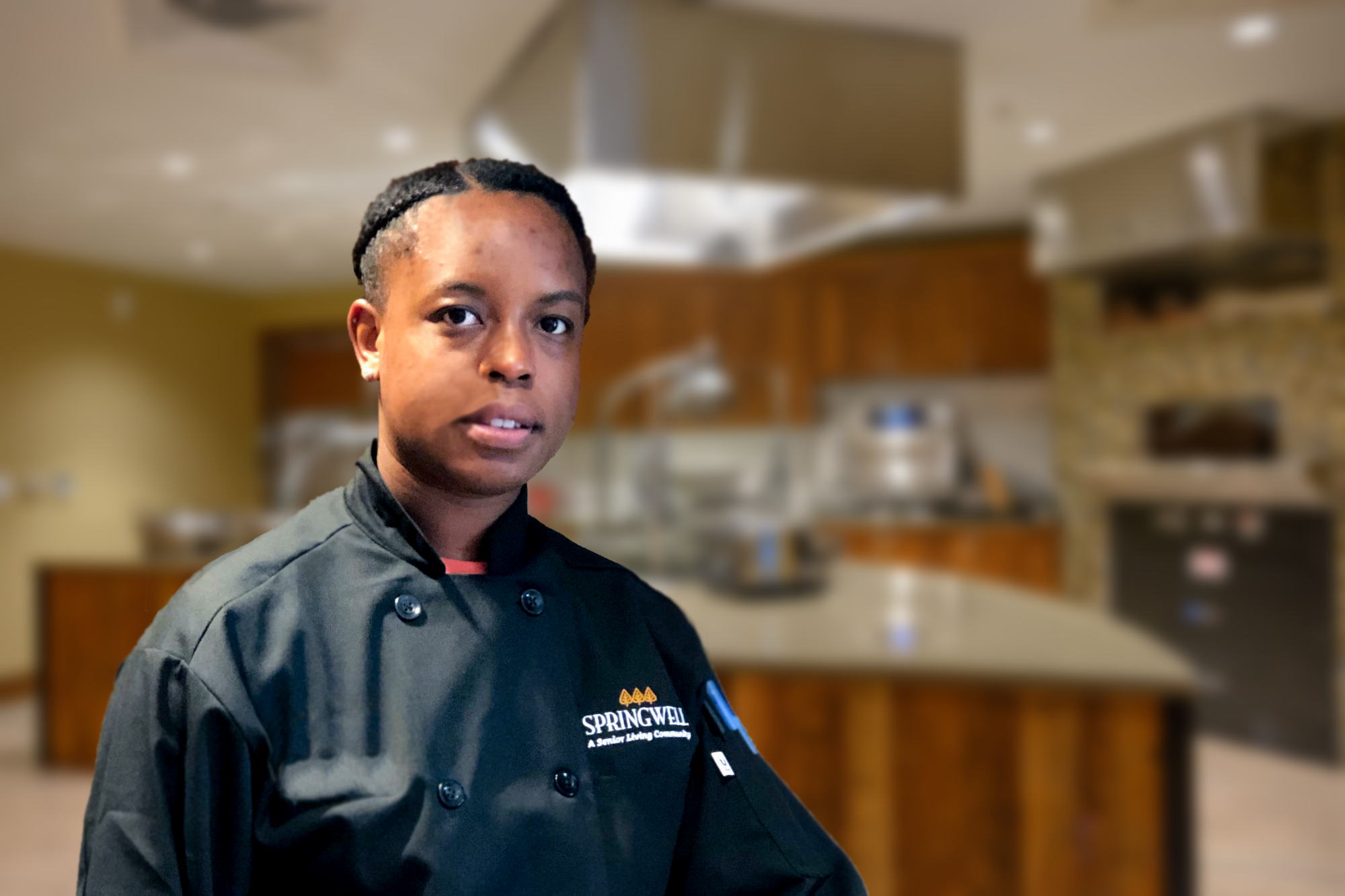Sharna Brooks Named Chef Manager of Springwell
